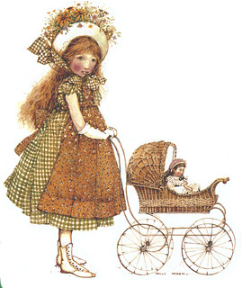 Holly Hobbie | by calamity kim