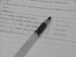 lab notebook