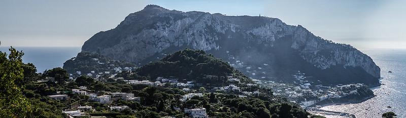 Panorámica de Capri