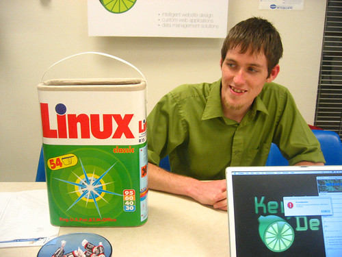 linuxfest nw 2005 | by Josh Parrish