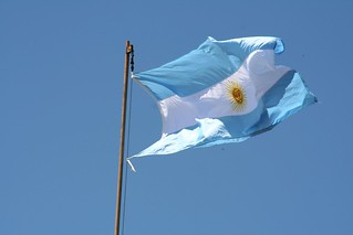 Argentina flag | by Quim Pagans