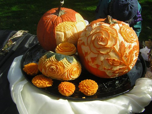 Carved Pumpkins | by valentinapowers