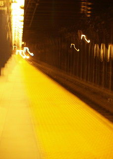 Oncoming subway | by nayr
