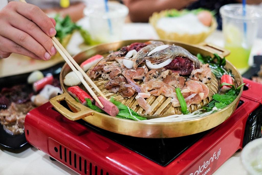 Berseh食品中心:泰国Sedap