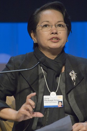 Gloria Macapagal Arroyo - World Economic Forum Annual Meeting Davos 2007 | by World Economic Forum