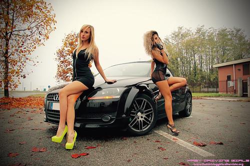 078 Alice & Fede, Audi TT