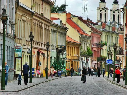 Вилюнюс. Старый город