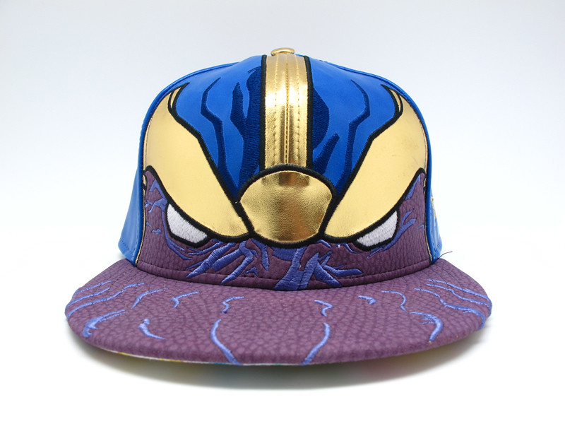 Details about MARVEL x NEW ERA Avengers Infinity War Thanos 59FIFTY Fitted  Cap 7 7 8 gauntlet e039793df53