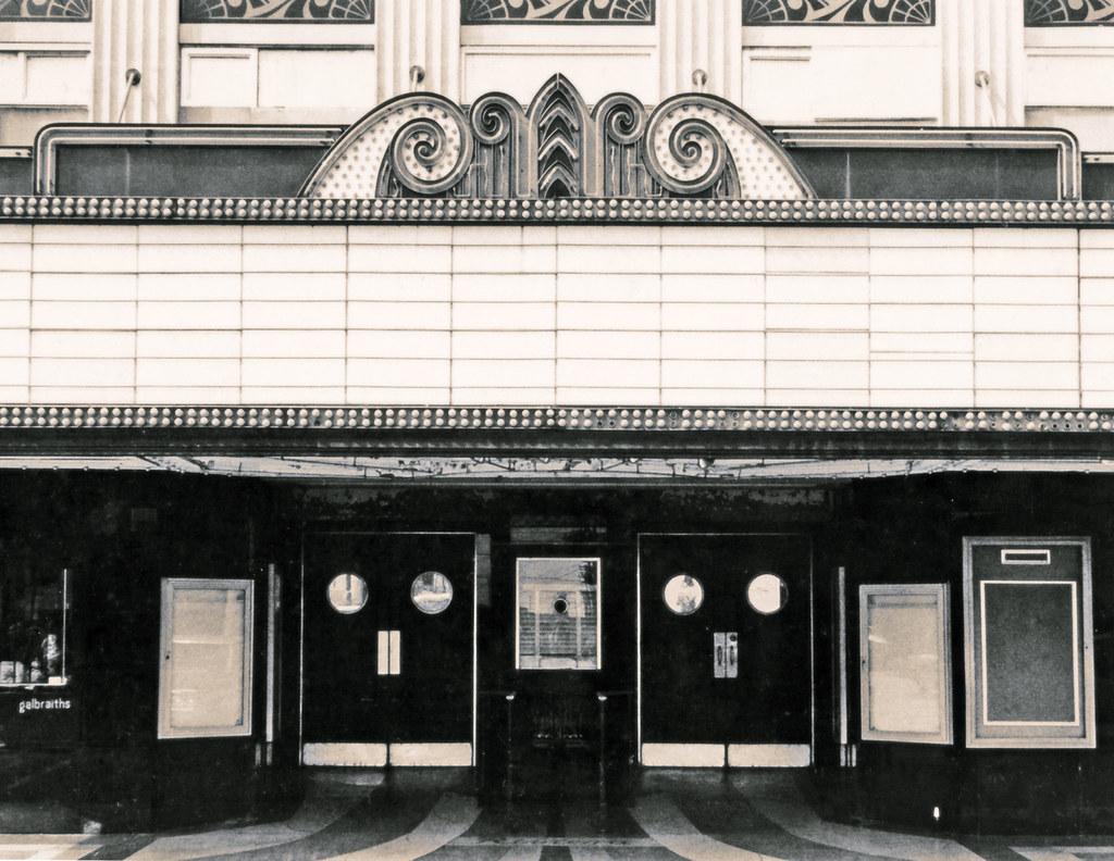 Theater, Augusta, GA, 1970s