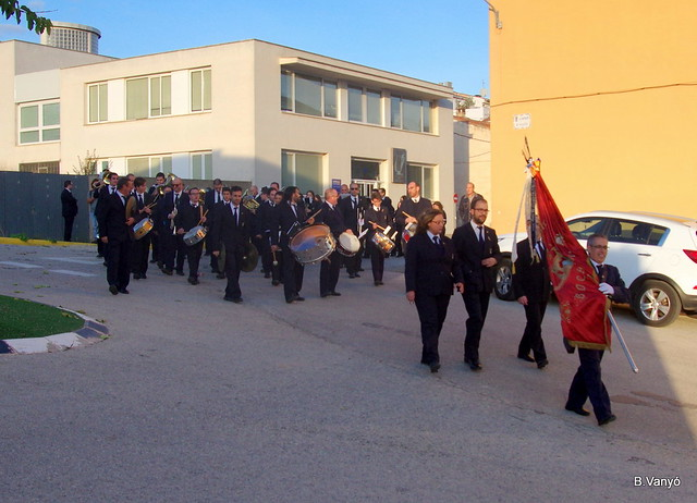 Arreplegada músics - Santa Cecília 2016
