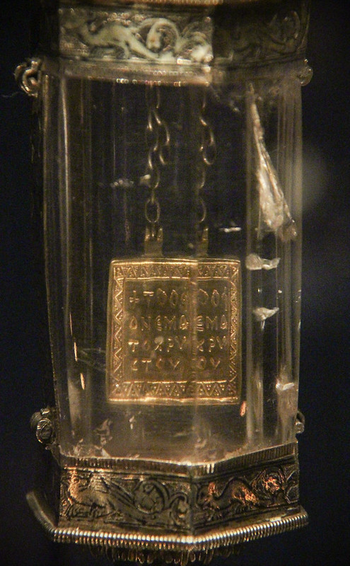 Reliquary-monstrance -1260-70