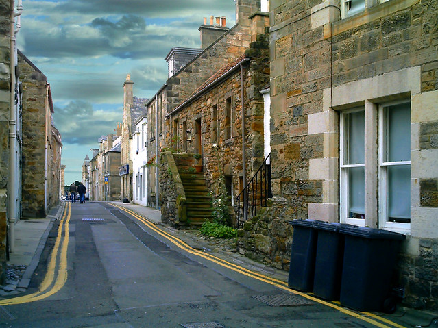 Streets of St Andrews2