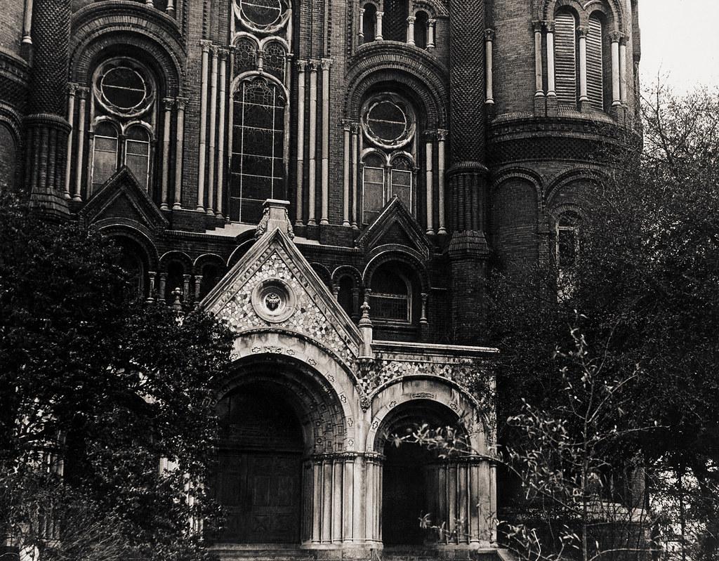 Sacred Heart, Augusta, Georgia, 1970s