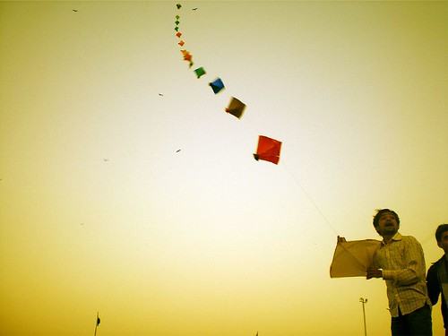 Select Your Kite (: Basant :) | by Aliraza Khatri
