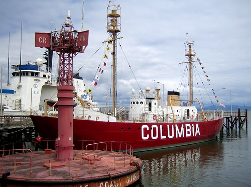 Columbia Lightship | by gmeador