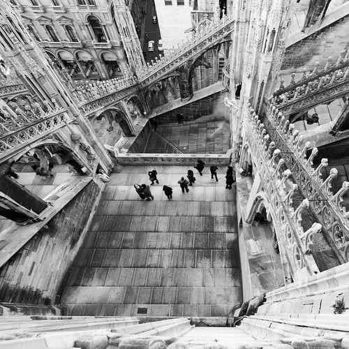 I have seen Escher in Milan Dome | by Amodiovalerio Verde