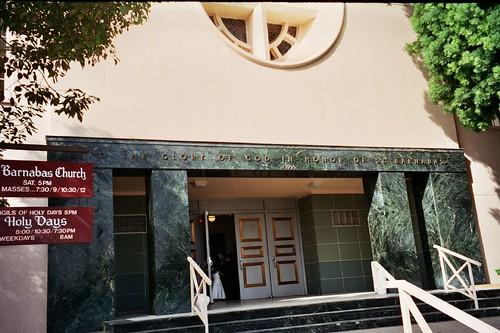 St Barnabas Catholic Church Long Beach Ca Jeff Allen Flickr
