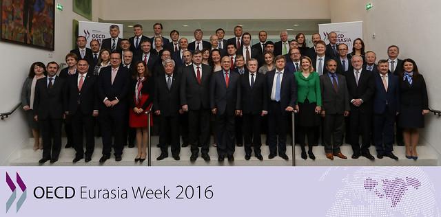 OECD Eurasia Week 2016