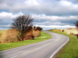 Winding Road (Ditchling Road, Hollingbury) | by Dominic's pics
