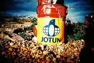 old can of jotun | by lomokev