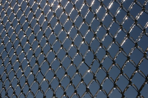 Icy Chain-link Fence | by existentist