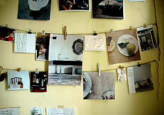 inspiration wall | by simply photo