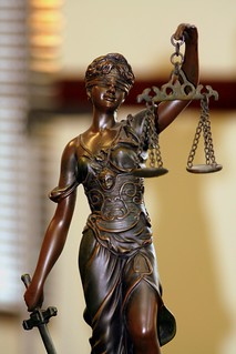 Lady justice | by FrogMiller