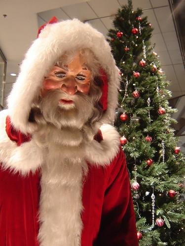 Vanha Wulffin kulman joulupukki