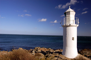 Light house @ Stenshuvud Nationalpark | by bjaglin
