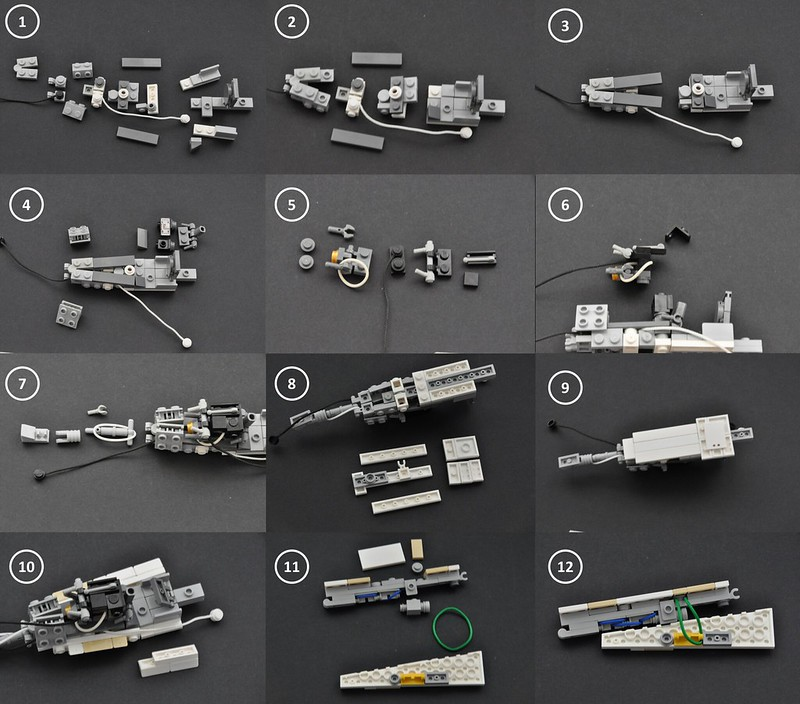Moc Incom T 65 X Wing Page 4 Lego Star Wars Eurobricks Forums