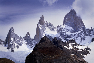 Cerro Fitz Roy, Argentina/Chile | by Dietmar Temps