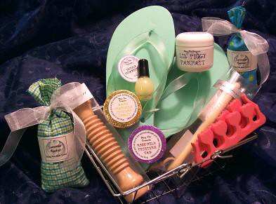 pedicure kit | by notes from the trenches