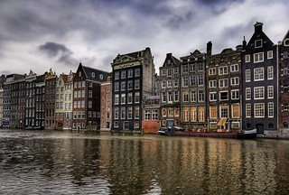 Amsterdam Homes and a Little Pot Shop | by Stuck in Customs