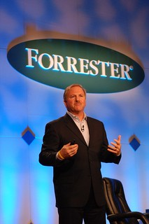 Forrester Marketing Forum - Mike Fasulo, Sony Electronics | by hyku