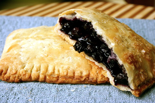 Blueberry Hand Pies | by teenytinyturkey