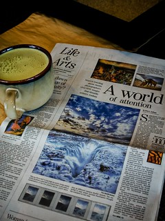 HDR on the Front Page (while I enjoy my soy green tea latte) | by Stuck in Customs