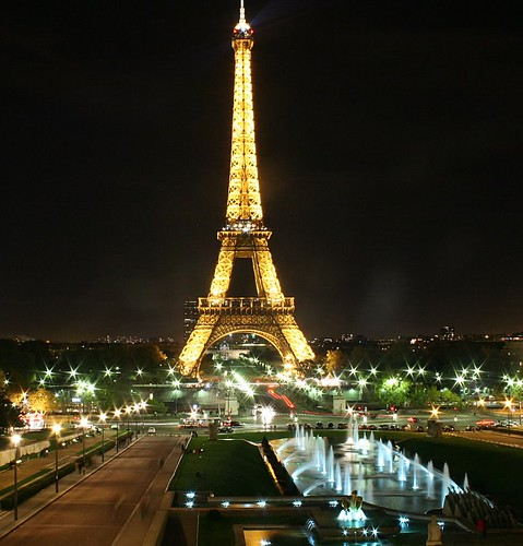 Eiffel Tower | by { Planet Adventure }