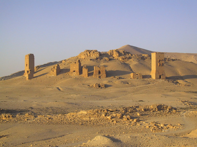 Ruins, Palmyra, Syria