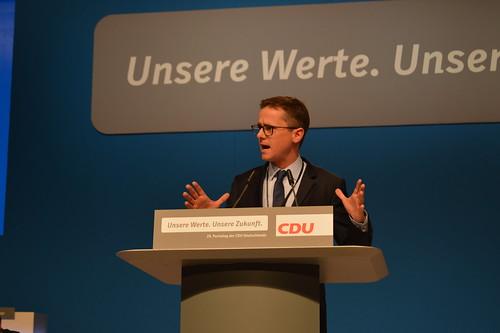 CDU-Parteitag 2016 in Essen