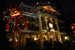 Disneyland Haunted House | by Major Clanger