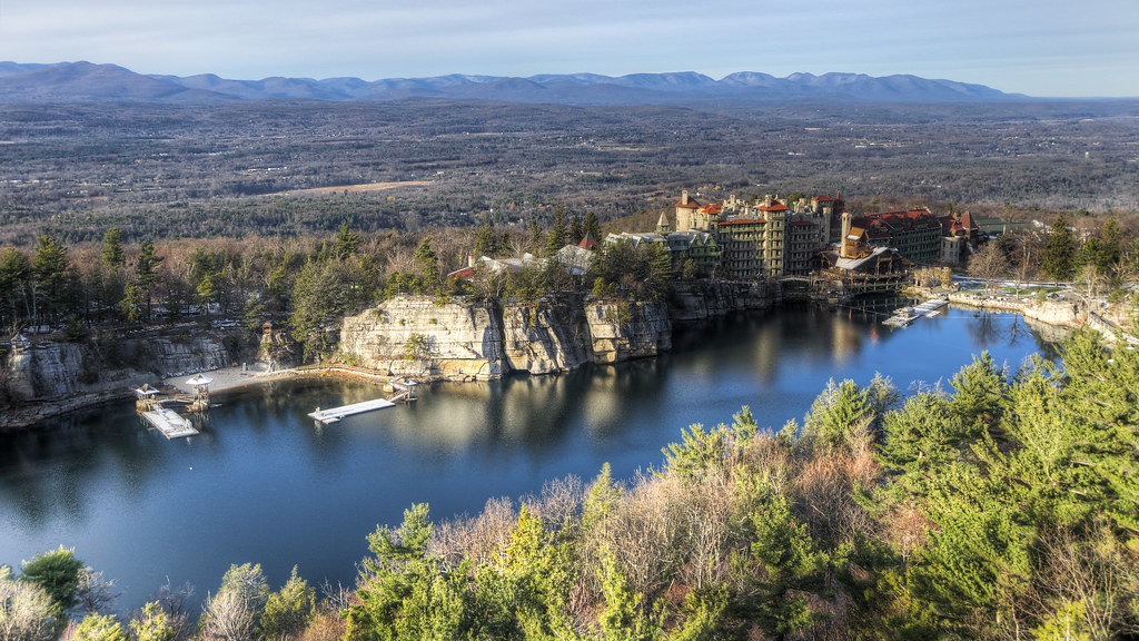 Mohonk Flying Castle