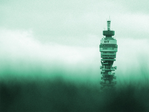 BT Tower From Primrose Hill | by tarotastic