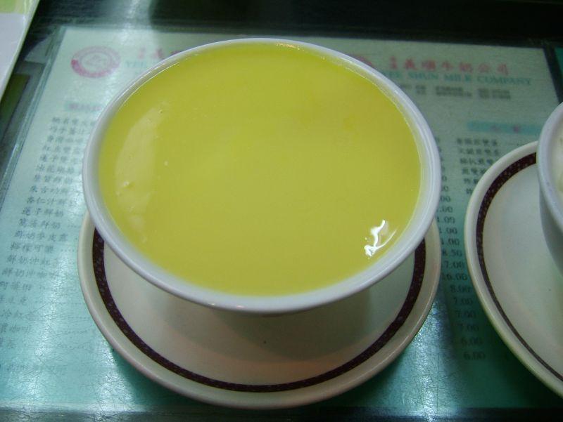 Steamed egg desert. Image: Toby Oxborrow, CC.