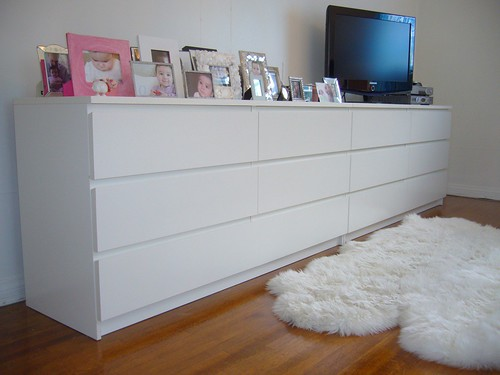 150 ikea malm dresser 2 150 for pair 75 each two - Mobile malm ikea ...
