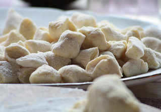 Gnocchi, ready to be cooked | by Marco Fedele