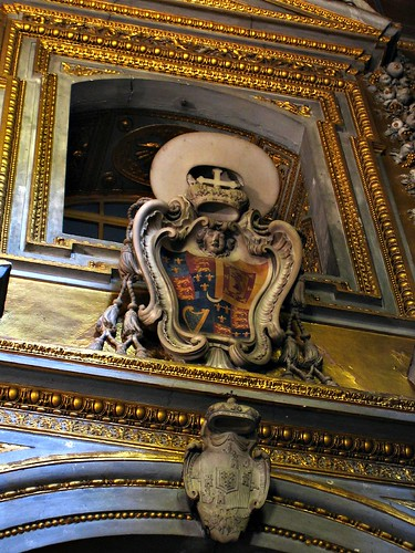 crest of the cardinal duke of york | by antmoose