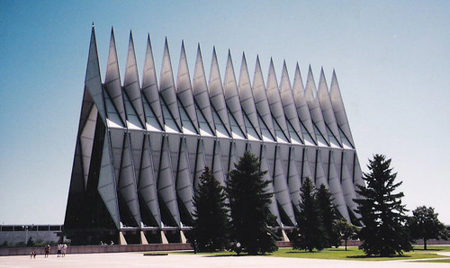 Air Force Academy Chapel | by dbking