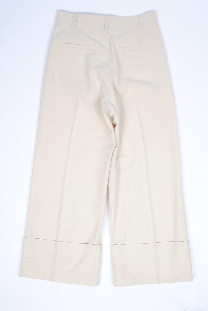 Cuffed Pants