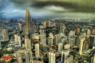 Summer Storm over Kuala Lumpur | by Stuck in Customs