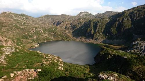 Lago Calazosa - Negro